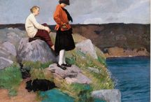 Dame Laura Knight / Her work & life