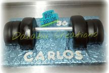 Cakes / by Mary Desir