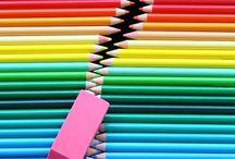Rainbow Colors / Rainbow Colors