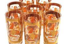 Vintage Fred Press Glassware & Barware