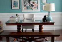from dining room to OFFICE