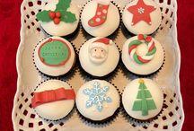 cups cake y galletas decoradas
