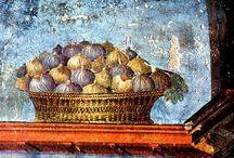 Natura morta in quadri, murali o mosaici immortali