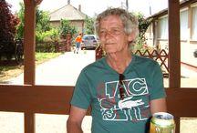 Erzsike 60,Lajos 70 éves