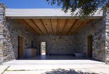 Summer architecture