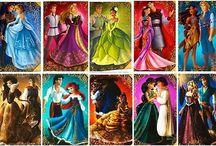 Disney / My favorite Disney movies and things.