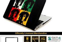 Bob Marley Designer Accessories / Find All Bob Marley Designer Mobile and Laptop Accessories.