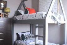 Łóżka piętrowe dzieci