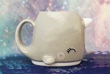 Tea Time Mug love