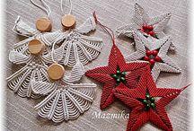 Macrame for Christmas!