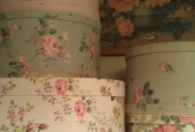 Pretty Boxes and Tins