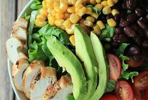 Comida saludable!