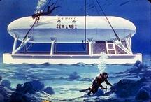 Visions of future ocean living