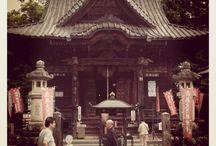 秩父札所 Pilgrimage to 34 Sacred Temples in Chichibu / 秩父札所を巡礼した時の写真です。