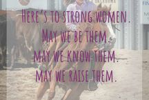 Equestrian Inspiration / Inspiration for the Equestrian and Horse Lover