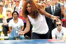 Serena Williams / by Mario Betteta