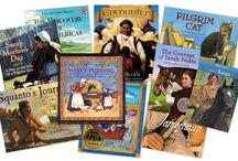 Colonial times / by Tricia McElhone