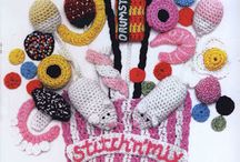 crochet sweets