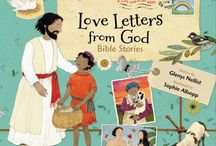 Love Letters From God / For children aged 4-8, Love Letters from God is a series of heartwarming, lift-the-flap books where children can open and read their own personal mail from God. http://www.glenysnellist.com
