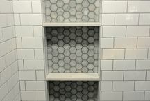 Bathroom Remodels / Tile
