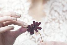 Garnet Wedding Ideas // / Garnet, Ox blood, deepest darkest blood red and burgundy.