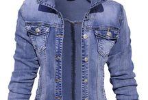 Kurtka Damska Katana Jeans Denim #149 FASHIONAVENUE.PL