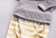 Baby wardrobe.