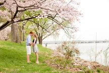 Engagement shoots {Pretty locations}