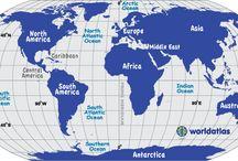 geography / by Brigette B.