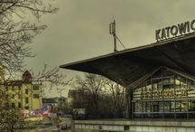 Katowice - Train station