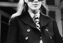 Marianne Faithfull / Style inspiration! / by My Vintage Addiction