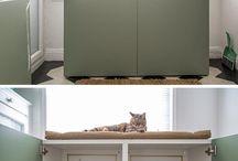 Lettiere e casette per gatti