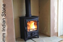 Stone hearths / Stone hearths for beautiful homes