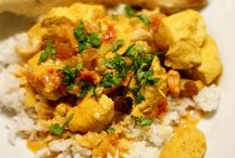 Timmie / Slow cooker cashew chicken curry