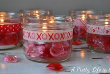 St. Valentine's / Nothing says I love you like a homemade project