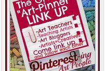 Teaching Art / by Stephanie Rorie