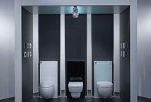 sanitary showroom