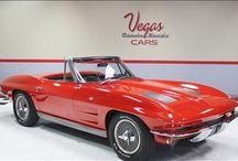 Voiture-Corvette
