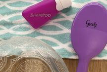 Hair Care / How to keep your hair, brushes and accessories looking great.