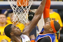 NBA Playoffs Highlights / by Grant Stern