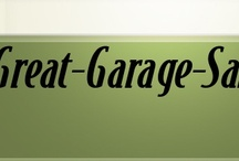 Garage Sales / Garage Sales, Yard Sales, Moving Sales - Fun Fun Fun! / by Sherry Ochoa-Rounkles