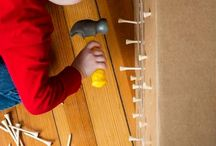 Toddler Games & Activities / Games and activities for toddlers and little kids.