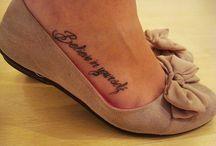 frases no pé