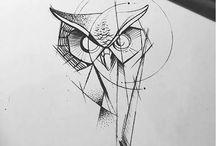 owl and stuff