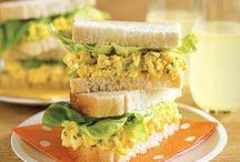 Food - Sandwiches / by Debra Richter-Silnicki