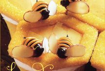 Bumble Bee Buzz / bumble bee finds, decor, dolls, decorating idea, products