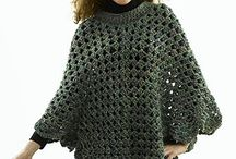 Crochet and knit projects galore / by Martha Peery