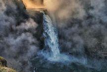 Snoqualmie Falls / by Tonya Hayes