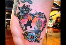 Tattoo Inspiration: Western, Mexican