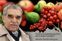 Gabriel García Márquez: Passion for Life / How to live, love and find happiness, according to Gabo.